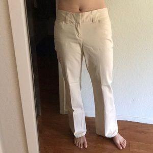 ECU GAP cream slacks